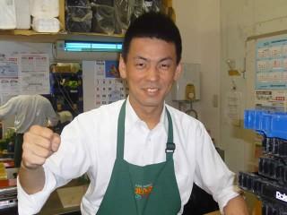 箕面店店長